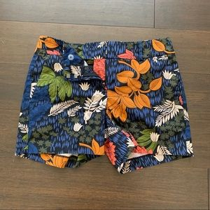 ANN TAYLOR Factory Signature floral shorts